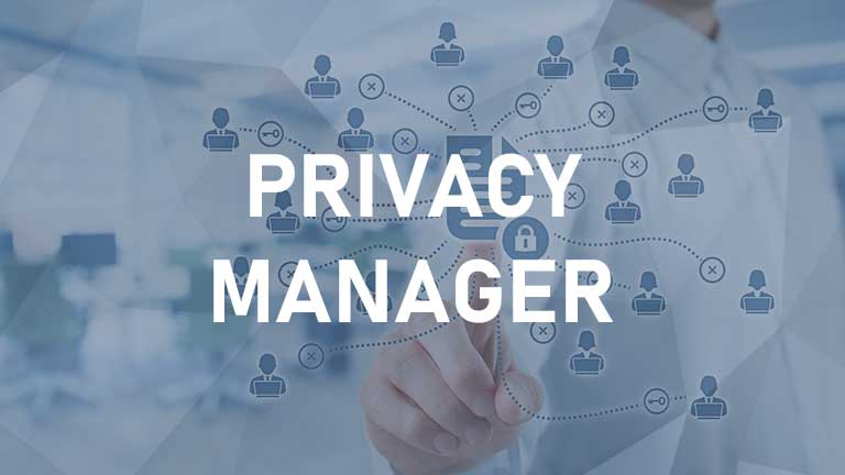 Corso Privacy Manager Online E-learning