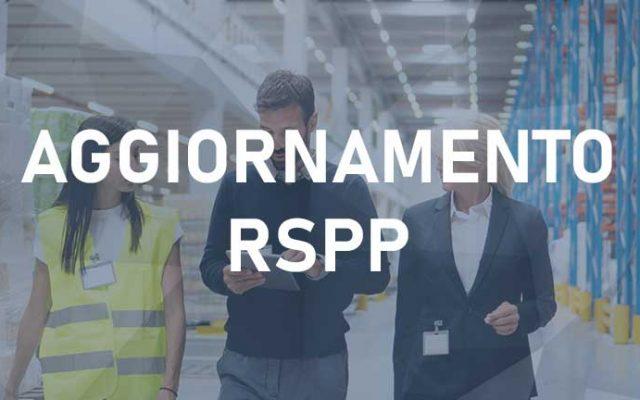 Aggiornamento RSPP 40h
