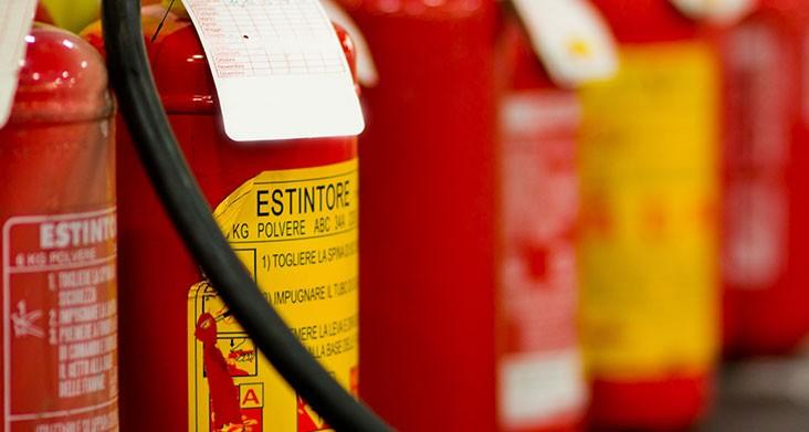 Principi base nella prevenzione agli incendi.