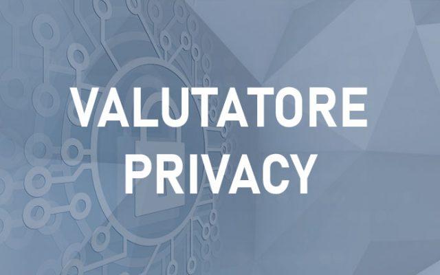 Corso Valutatore Privacy Online