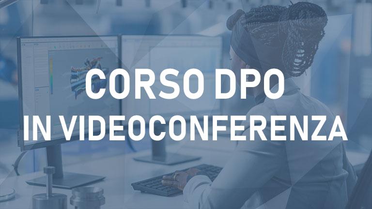 Corso DPO Videoconferenza – Data Protection Officer