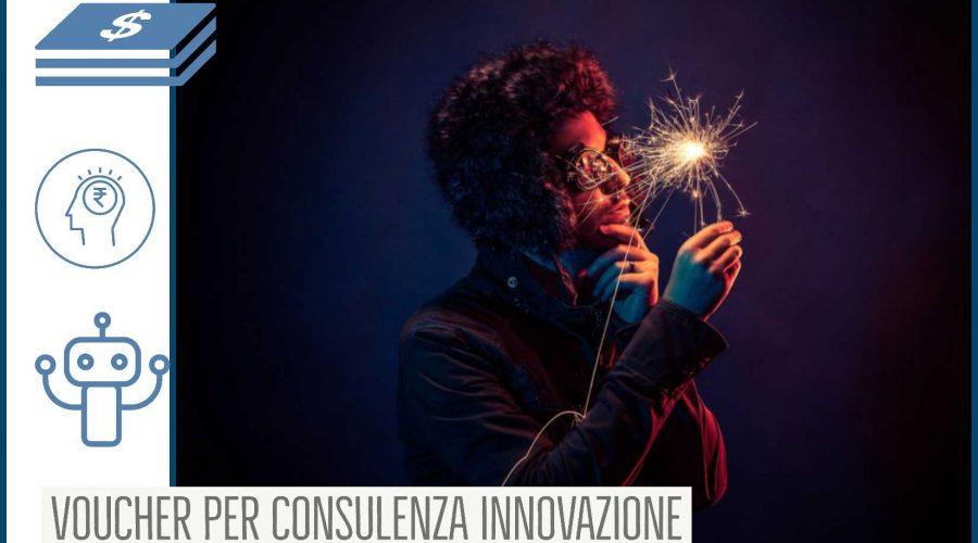 Voucher per consulenza e innovazione – mise