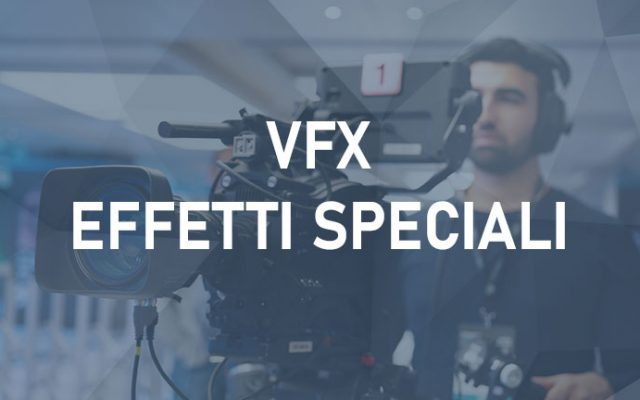 VFX – Visual Effects con Adobe