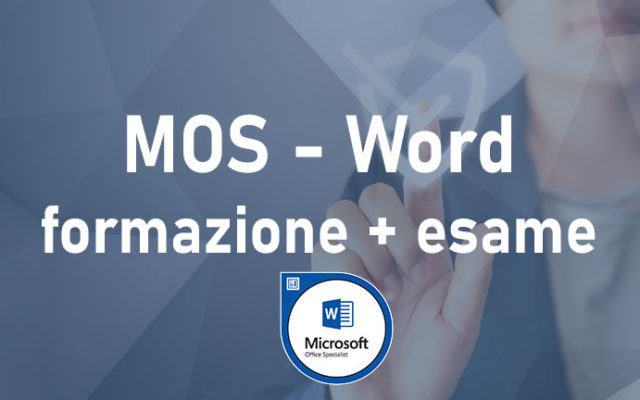 Word – Microsoft Office Specialist